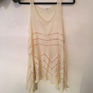Free People NWT intimates Lace dress size SP